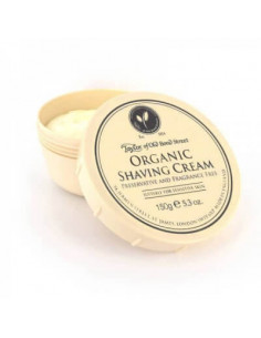 Taylor of Old Bond Street skutimosi kremas Organic 150g