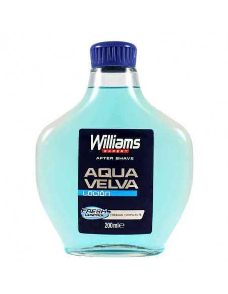 Pärast raseerimisjärgset kreemi Williams Aqua Velva