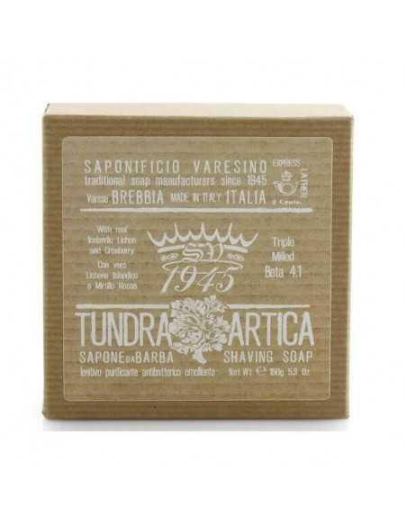 Skūšanās ziepes Saponificio Varesino Tundra Artica 150g
