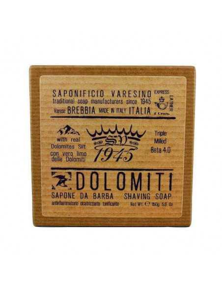 Saponificio Varesino skutimosi muilas Dolomiti 150g