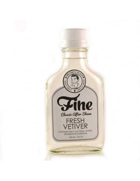Fine losjonas po skutimosi Fresh Vetiver 100ml