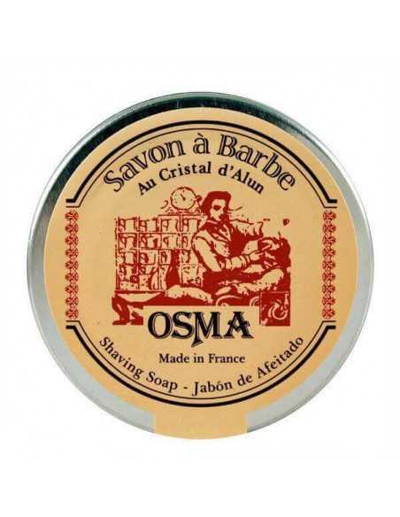 Osma Tradition Alum Crystal skūšanās ziepes 100g