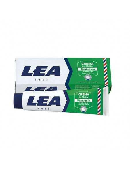 Lea atsvaidzinošs skūšanās krēms ar mentolu 150g