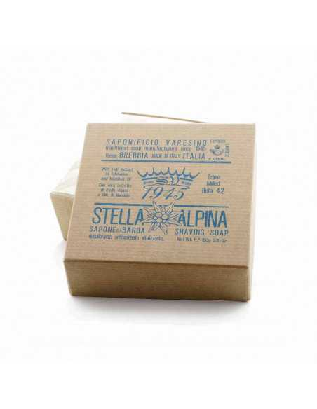 Saponificio Varesino raseerimisseep Stella Alpina 150g