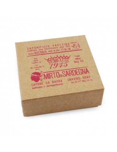 Skūšanās ziepes Saponificio Varesino Mirto Sardegna 150g
