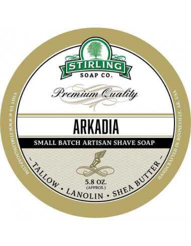 Skūšanās ziepes Stirling Soap Arkadia 170ml