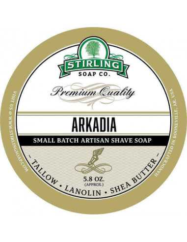 Skutimosi muilas Stirling Soap Arkadia 170ml