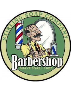 Raseerimisseep Stirling Soap Barbershop 170ml