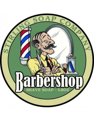 Skūšanās ziepes Stirling Soap Barbershop 170ml