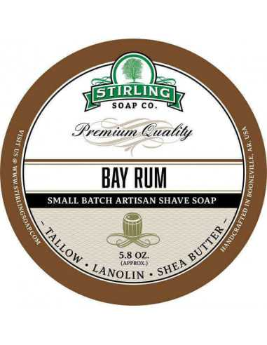 Raseerimisseep Stirling Soap Bay Rum 170ml