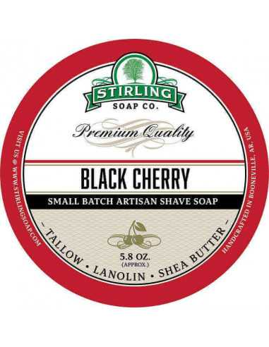 Raseerimisseep Stirling Soap Black Cherry 170ml