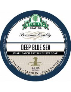Skutimosi muilas Stirling Soap Deep Blue Sea 170ml