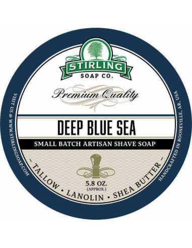Stirling Soap Deep Blue Sea raseerimisseep  170ml