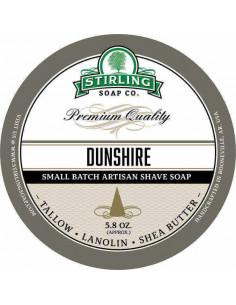 Skutimosi muilas Stirling Soap Dunshire 170ml