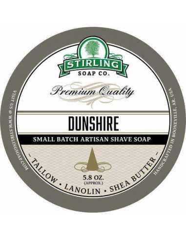 Skūšanās ziepes Stirling Soap Dunshire 170ml