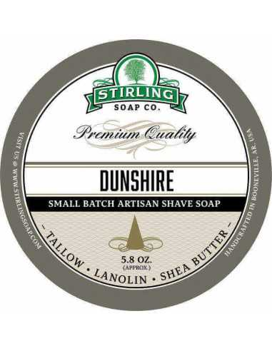 Skutimosi muilas Stirling Soap Dunshire 170ml