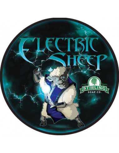 Skūšanās ziepes Stirling Soap Electric Sheep 170ml