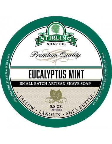 Raseerimisseep Stirling Soap Eucalyptus Mint 170ml