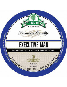Skūšanās ziepes Stirling Soap Executive Man 170ml