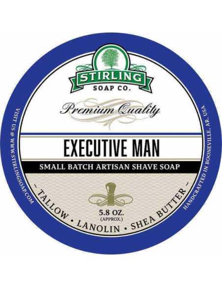 Raseerimisseep Stirling Soap Executive Man 170ml