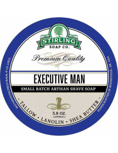 Skūšanās ziepes Stirling Soap Executive Man 170ml