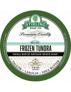 Skutimosi muilas Stirling Soap Frozen Tundra 170ml
