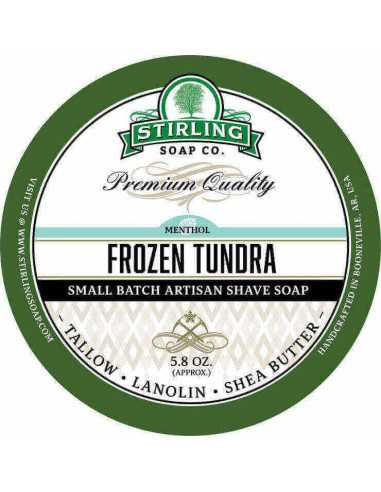 Skūšanās ziepes Stirling Soap Frozen Tundra 170ml