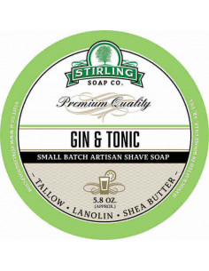 Raseerimisseep Stirling Soap Gin & Tonic 170ml