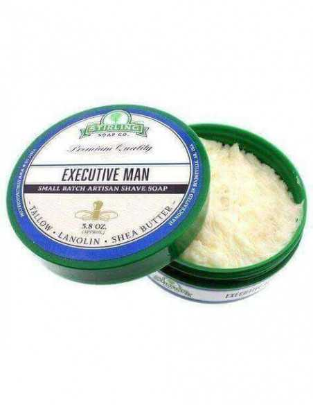 Skutimosi muilas Stirling Soap Executive Man 170ml
