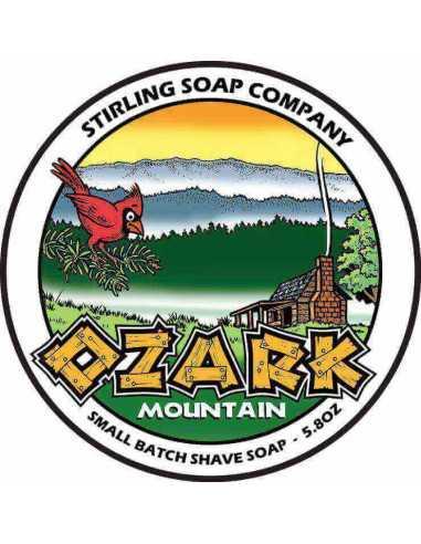 Stirling Soap Ozark Mountain raseerimisseep 170ml
