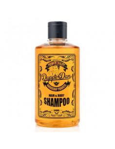 Dapper Dan šampūns un ķermeņa mazgāšana 300ml