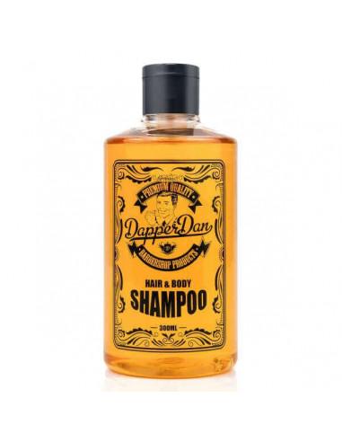 Dapper Dan šampūnas ir kūno prausiklis 300ml