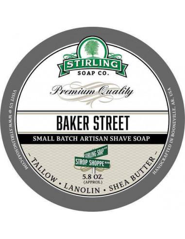 Skūšanās ziepes Stirling Soap Baker Street 170ml