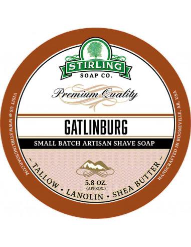 Stirling Soap Gatlinburg skūšanās ziepes