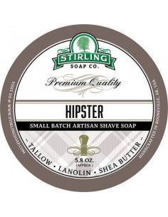 Stirling Soap Hipster raseerimisseep 170ml