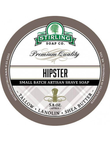 Stirling Soap Hipster raseerimisseep 170ml