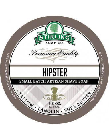 Skūšanās ziepes Stirling Soap Hipster 170ml