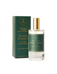 Taylor of Old Bond Street Losjonas po skutimosi Royal Forest Luxury 50ml