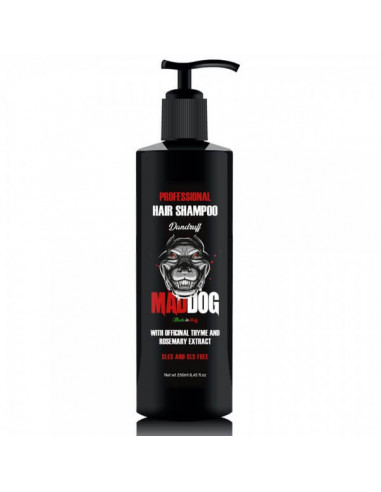 Mad Dog Šampūnas vyrams nuo pleiskanų...