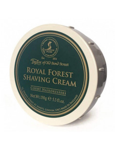 Taylor of Old Bond Street skūšanās krēms Royal Forest 150g