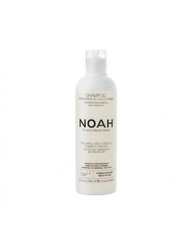 Noah 1.4. Šampoon keemiliselt kahjustatud juustele 250ml