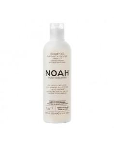 Noah 1.5. Šampoon rohelise tee ja basiilikuga kõõma vastu 250ml