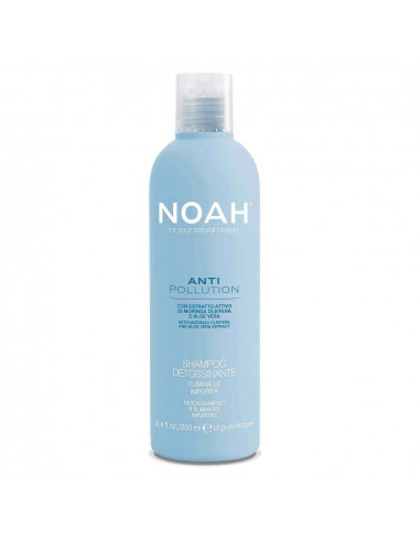 Noah Anti Pollution Detox drėkinamasis šampūnas 250ml