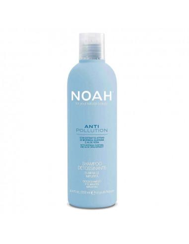 Noah Anti Pollution Detox mitrinošs šampūns 250ml